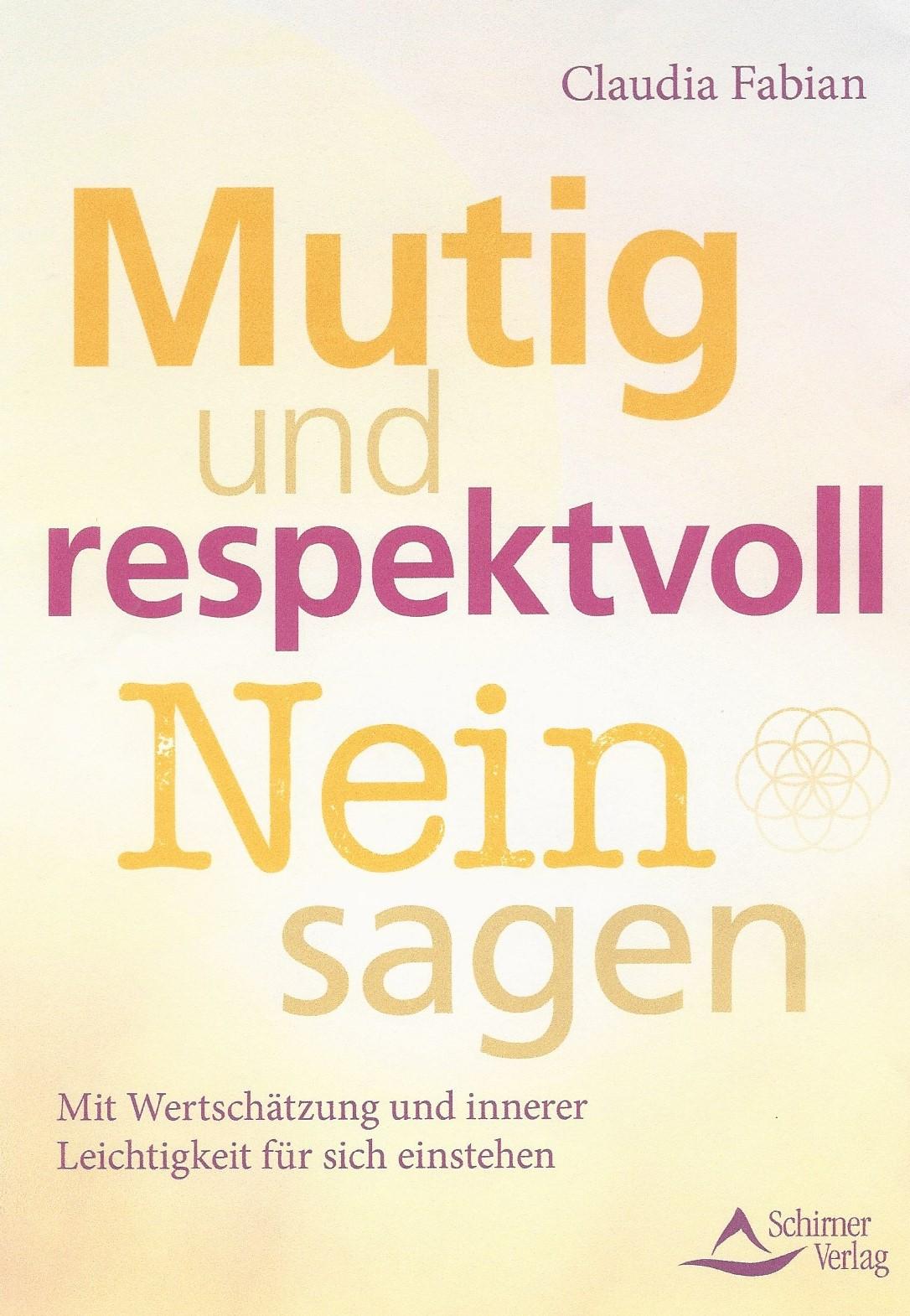 Meine Bücher Erschienen Im Schirner Verlag Claudia Fabian